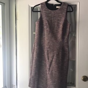Loft tweed dress